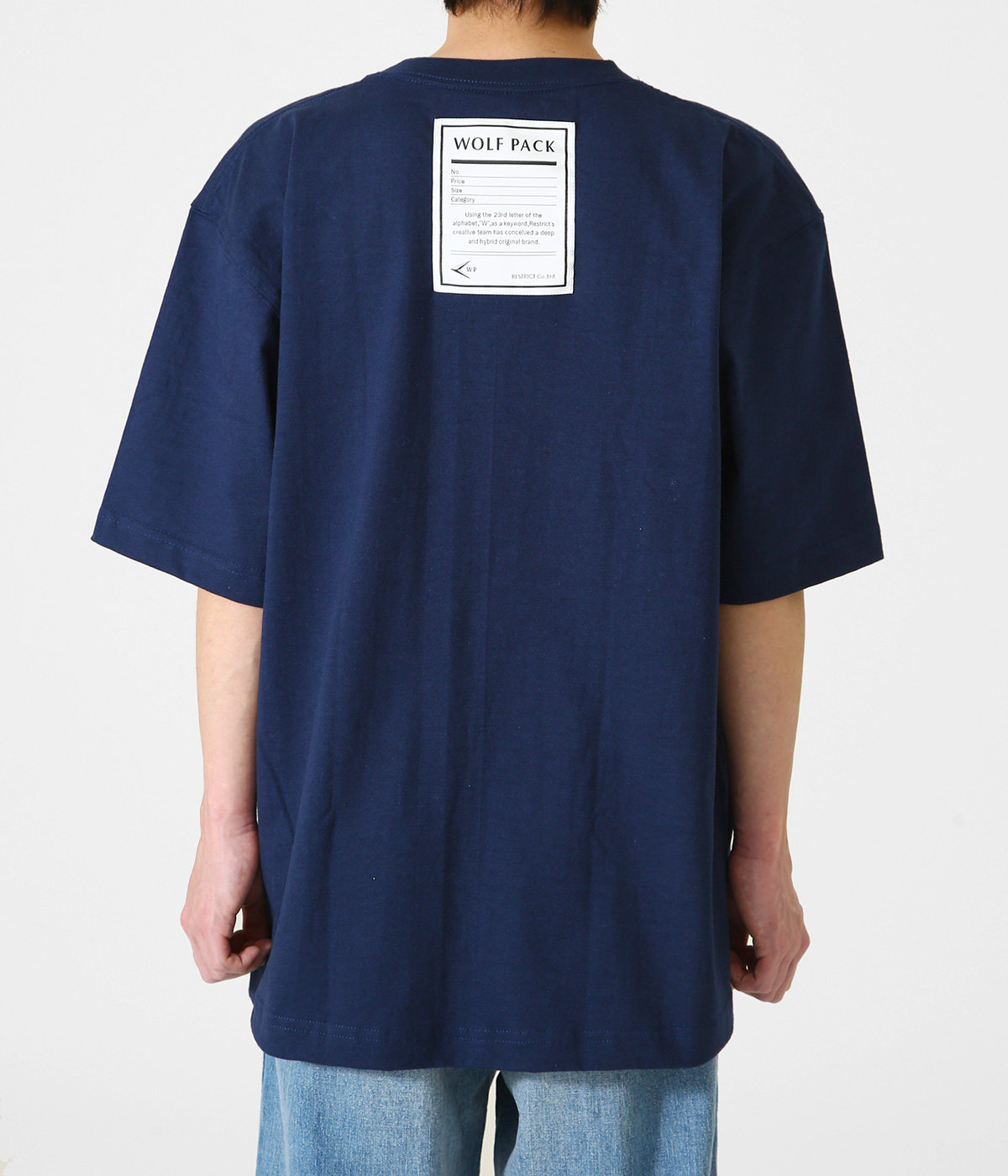 WP×CAMBER ROCKSTEADY4 T-SHIRTS