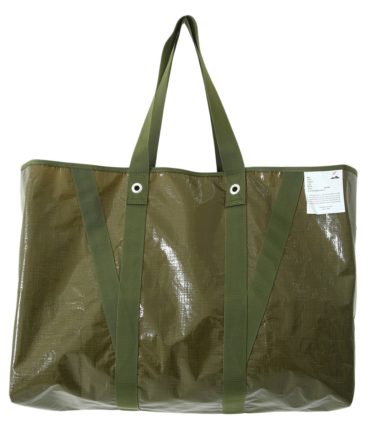 Y PILLAR LEISURE TOTE BAGS L