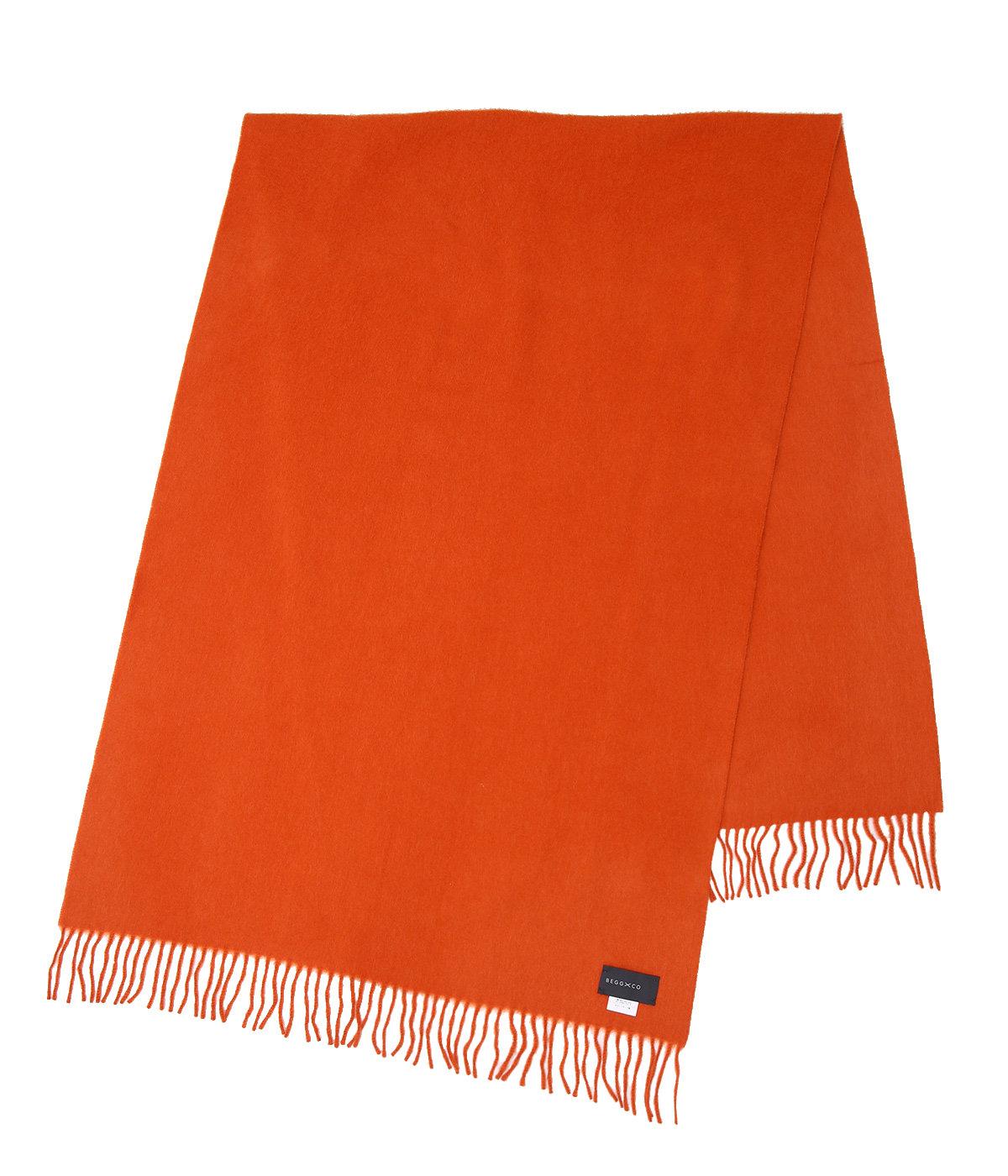 <Angola wool Muffler(65cm×180cm)>