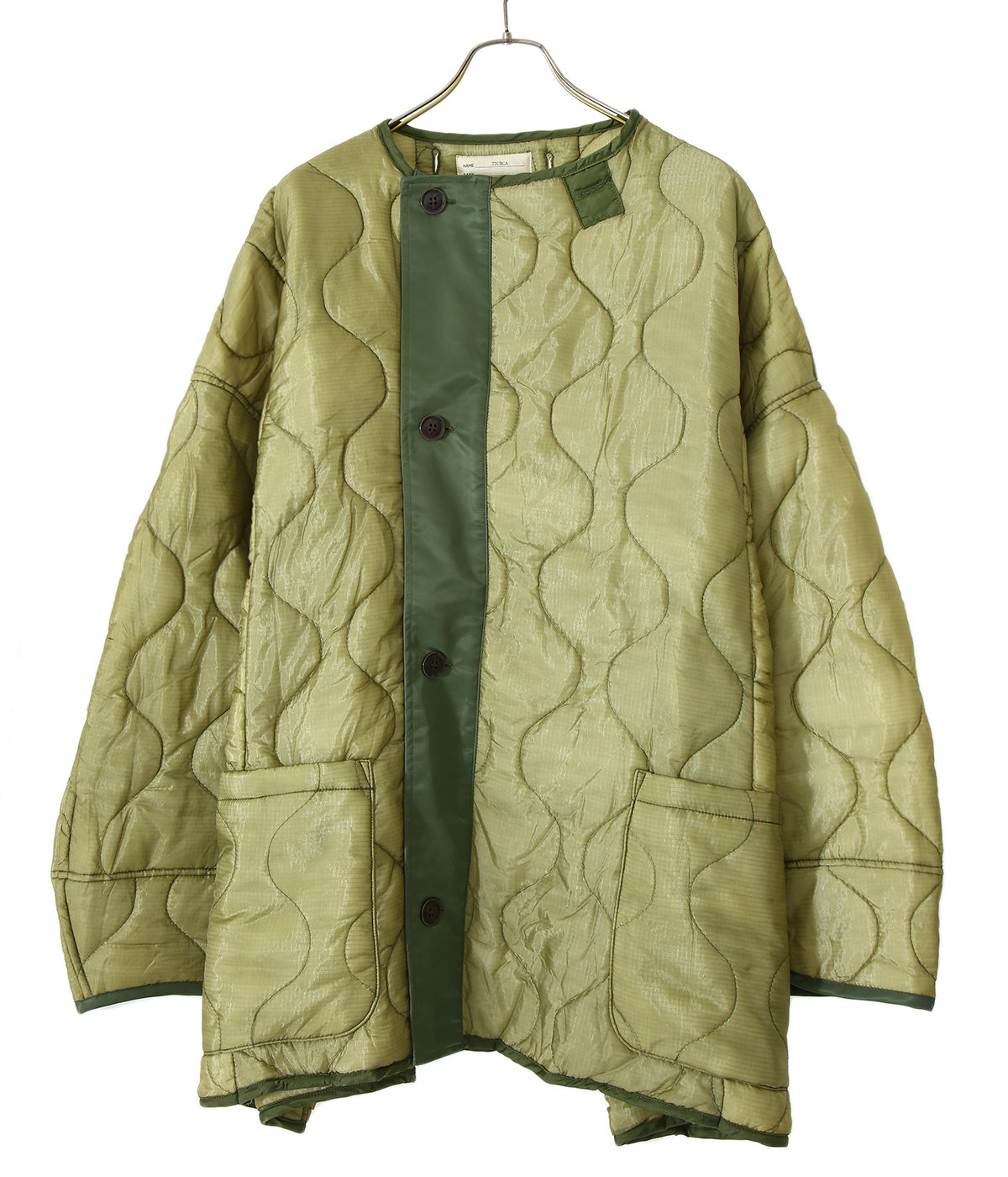 【ONLY ARK】別注 circa make quilting over coat