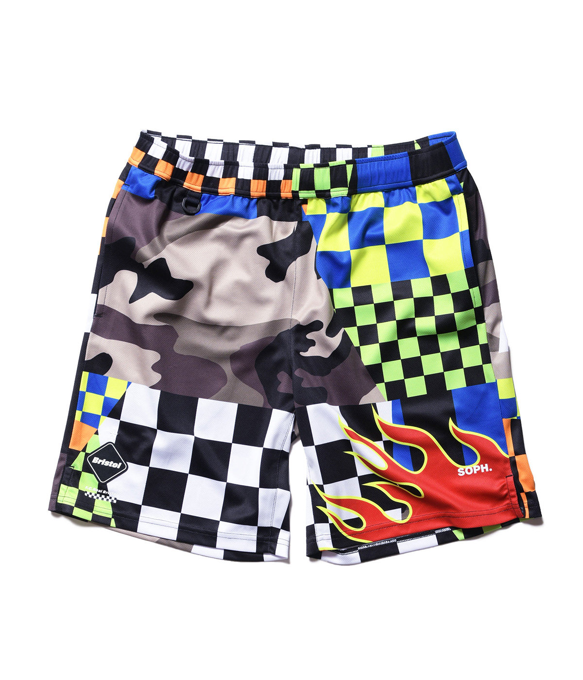 MULTI PATTERN SHORTS
