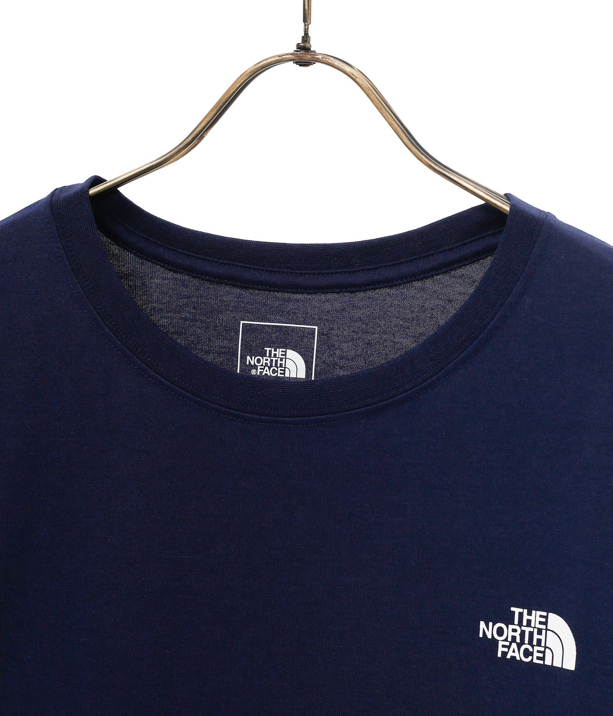 S/S Back Square Logo Tee