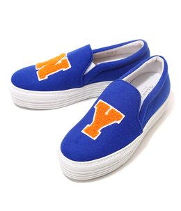 NY BASKETBALL SLIP-ON