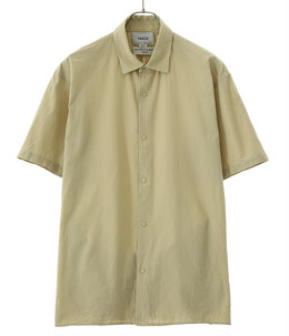 COMFORT SHIRT WIDE SQUARE S/S