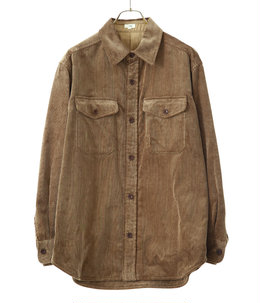 Cotton Corduroy Over Shirt
