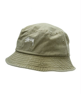 Stock Washed Bucket Hat