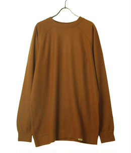 Super 140s Washable Wool Sweat