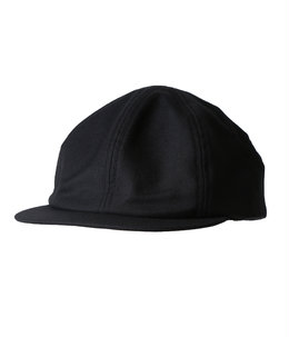 SUIT FABRIC SHORT BRIM CAP