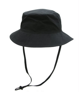 TYPEWRITER BUCKET HAT(あご紐付)