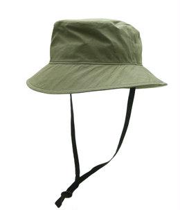TYPEWRITER BUCKET HAT(あご紐付)