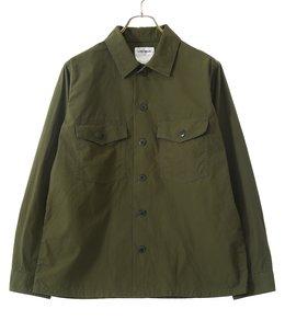ベイカーシャツ -poplin-