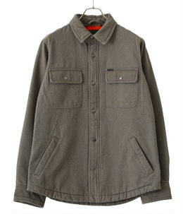 【予約】FLEECE LINED JAC-SHIRT