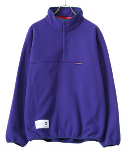 HUMMING FLEECE PULL OVER