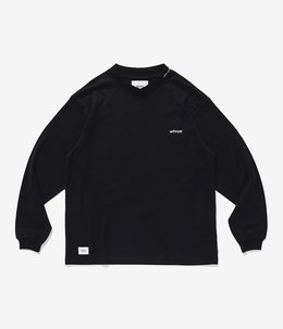INDUSTRY / MOCK NECK / COTTON