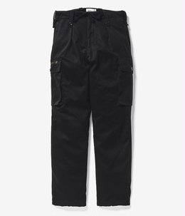JUNGLE COUNTRY / TROUSERS / COTTON. TWILL