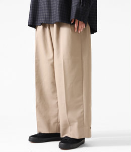 2WAY WIDE PANTS NEAT×IS-NESS