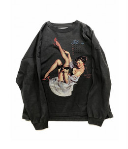 """Pinup Girl"" Long Sleeve Tee"