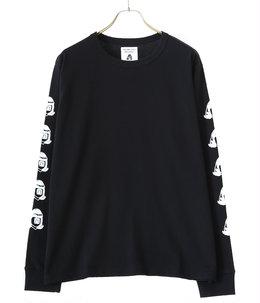 TACOMA FUJI LOGO SLEEVE shirt