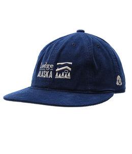 Lodge ALASKA LOGO CAP
