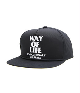 "SOUVENIR CAP ""WAY OF LIFE"""