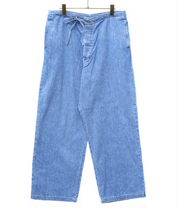 【予約】Selvege Denim Mexican PT