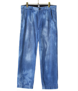 ETS.French Paint Pants