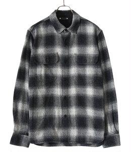 Ombre Check Flannel CPO SH