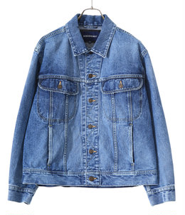 BRONC DENIM JACKET