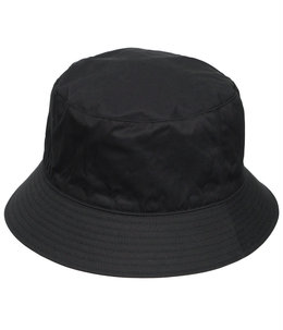 COTTON VENTILE GABARDINE BUCKET HAT