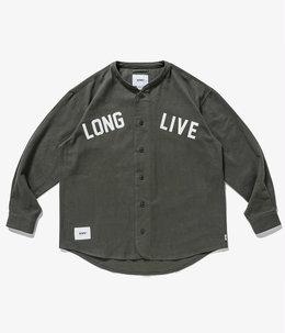 LEAGUE / LS / COTTON. FLANNEL