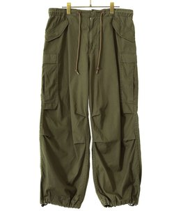 【予約】COTTON WEATHER OVER CARGO PANTS
