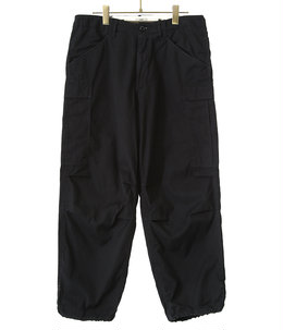 【予約】COTTON WEATHER CARGO PANTS