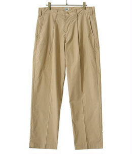 STRETCH WEATHER CLOTH OFFICER PANTS