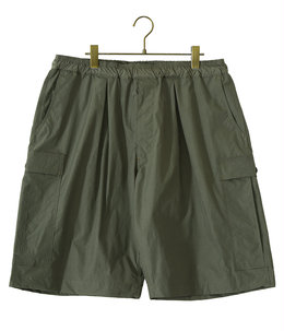 NYLON WEATHER CARGO SHORTS