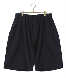 【予約】COTTON / NYLON RIPSTOP WIDE POCKET SHORTS