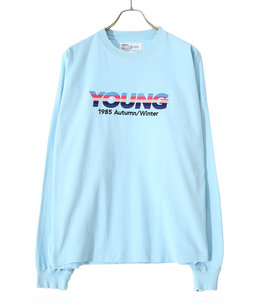 """""""YOUNG"""" Embroidery Tee"""