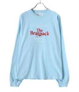 """Brat pack"" Spangle Tee"