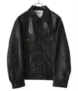 """Darry"" Leather Jacket"