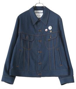 """Johnny"" Polyester Jacket"
