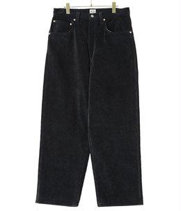 【予約】9W CORDUROY 5POCKET WIDE PANTS