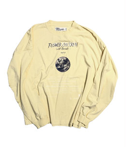 """Earth"" Thrift L-S Tee"