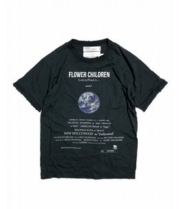 """Earth"" Thrift Trim Tee"