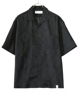 【ONLY ARK】別注 Black Paisley 893 Shirt