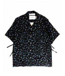 """Wyatt"" Open Collar Shirt"