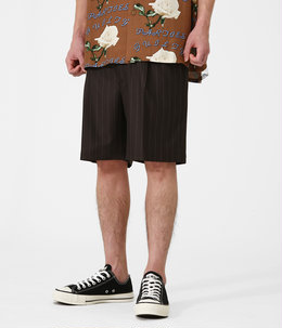 PLEATED SHORT TROUSERS ( TYPE-3 )