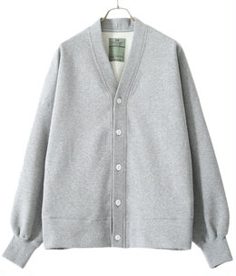 FAT SLEEVE CARDIGAN