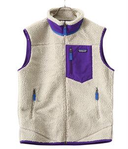 M's Classic Retro-X Vest -PEPU-