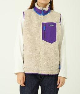 【レディース】W's Classic Retro-X Vest -NPU-