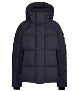 【予約】【レディース】<JUNCTION PARKA(ジャンクション パーカー)>-BLACK LABEL/BLACK DISC-