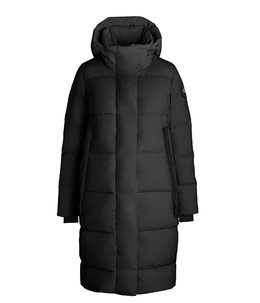 【レディース】<BYWARD PARKA(バイワード パーカー)>-BLACK LABEL/BLACK DISC-